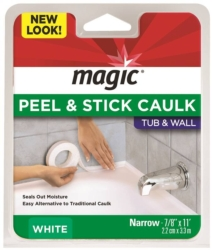 Weiman 3014 Bathtub Caulk Moulding