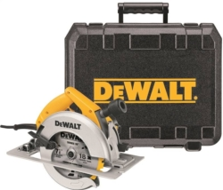 Dewalt DW364K Corded Circular Saw Kit with Electric Brake