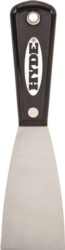 Black & Silver 2250 Putty Knife With Hang Hole