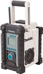 Makita BMR100W Cordless Jobsite Radio