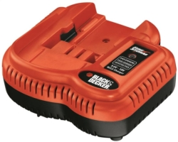 FireStorm FSMVC Fast Battery Charger