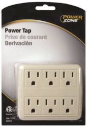 Powerzone OR801011 Grounded Outlet Tap