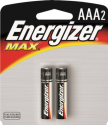 Energizer E92BP-2 Non-Rechargeable Alkaline Battery