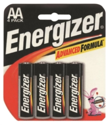 Energizer E91BP-4 Non-Rechargeable Alkaline Battery