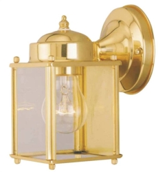 Boston Harbor 4000NH-2-3L Lantern Porch Light Fixture