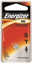 Zero-Mercury 392BPZ Battery