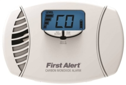 First Alert CO615 Plug-In Single Gas Detector