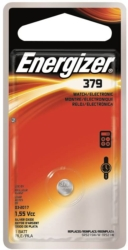 Zero-Mercury 379BPZ Battery
