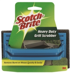 Scotch-Brite 7721 Grill Scrub