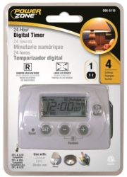 Powerzone TNID7111 Indoor Timer