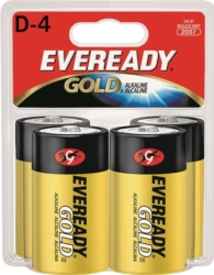 Eveready Gold A95BP-4 Alkaline Battery