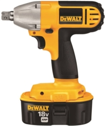 Dewalt DC821KA Cordless Impact Wrench Kit