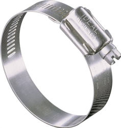 Ideal Tridon Hy-Gear 68-0 Interlocked Worm Gear Hose Clamp
