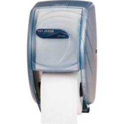 Oceans San Jamar Double Roll Bathroom Tissue Dispenser