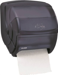 North American Paper T850TBK Pull Down Non-Touch Paper Towel Dispenser
