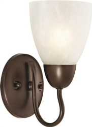 Boston Harbor A2242-7-VB Wall Sconce