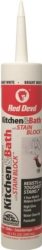 Red Devil 0750 Kitchen/Bath Adhesive Caulk
