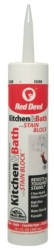 Red Devil 0757 Kitchen/Bath Adhesive Caulk