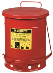 Justrite 09300 Oily Waste Cans