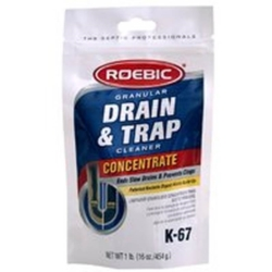 Roebic K-67BAG Drain and Trap Cleaner