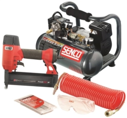 FinishPro PC0947 Pneumatic Brad Nailer Compressor Kit