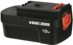Black & Decker HPB18 Spring Loaded Slide Battery Pack