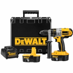 Cordless Hammer Drill and Driver Kit by DeWALT DCD950KX