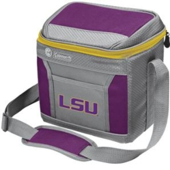 NCAA 16Can SoftSided Coolr LSU