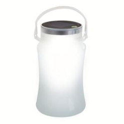 Solar Storage Bottle White