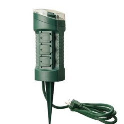 WW 6 Outlet Power Stake Timer