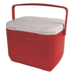 16 qt Cooler 92 RED