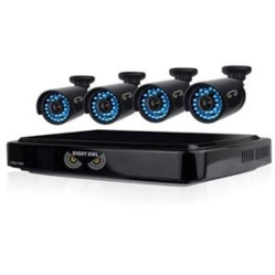 8 Channel HD Security System