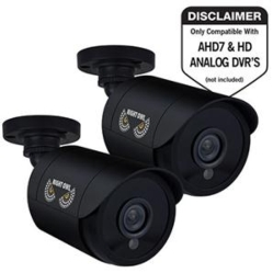 720P HD Analog Bullet Cam 2Pk