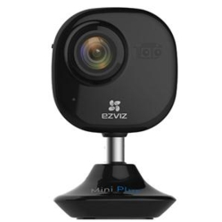 1080p WiFi Indr Cl Cam w16G BK