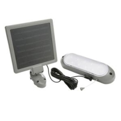DE 10 LED Solar Shed Light