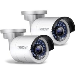Outd 1.3 MP HD PoE IR Cam Twin