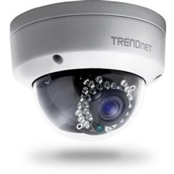 Outdoor 1.3 MP HD PoE Dome IR