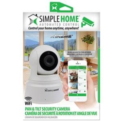 Wifi Security Camera Pan Tilt
