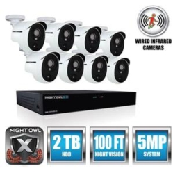 5 MP Extrm Security Sstm 1080p