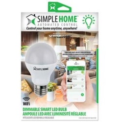 Wifi LED SMART Bulb Wht