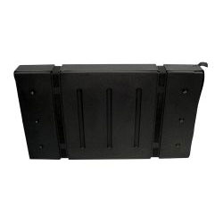 Rotomolded Case with nylon straps and carry handle. For Elite graphic wall, tabletops, KD (knock-down) or flat-pack counters, panels and misc items.