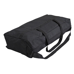 31.5in x 15in x 5.7in Pop-Up Shelf Soft Carry Case - a soft-sided carrying case designed specifically to holds up to four of our Internal or External Shelves. Variety of different types of soft bags, covers, pouches, cases, and carry-on totes.