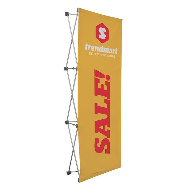 3ft Splash Straight Floor with Face Graphic Kit and the rest of our Custom Splash Fabric Displays are printed for advertising at your next trade show or event. Fabric trade show displays - Find the largest selection of fabric trade show displays on sale.