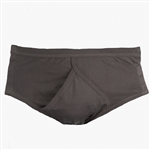 Mens briefs with Velcro tab closure