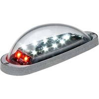 Whelen 01-0771507-02 LED Model MB3R MicroBurst II Red