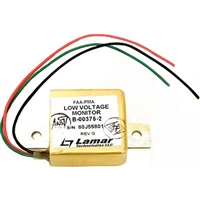 Lamar B-00375-2 Low Voltage Monitor 28V