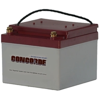 Concorde RG24-11 24V Aircraft Battery