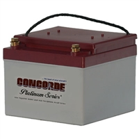 Concorde RG24-15 24V Aircraft Battery
