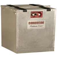 Concorde RG-380E/44KS 24V Aircraft Battery