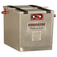 Concorde RG-390E/LS 24V Aircraft Battery
